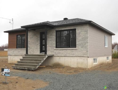 Extérieur façade pierre grise (90%)