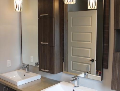 Salle de bain – vanité 2